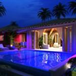 Resort Villa Exterior